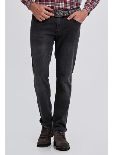 Hemington Slim Fit Denim Pantolon Siyah